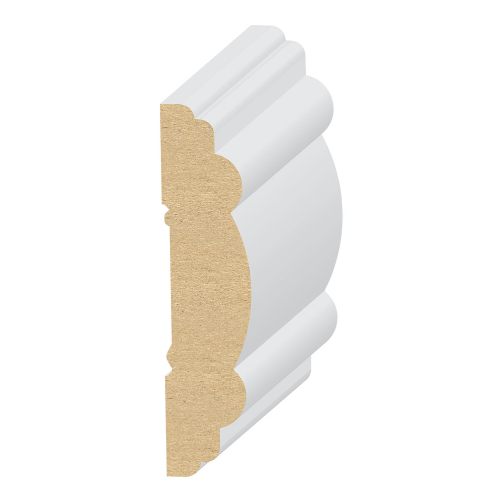 649 MDF LDF Chair Rail Moulding Molding